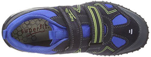 Superfit SuperfitSPORT4 - Zapatillas Niños Azul - Blau (OCEAN KOMBI 81)