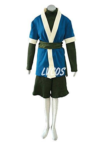 Lvcos Haku Costume 1st Gen Cosplay Costume