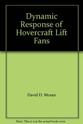 Dynamic Response of Hovercraft Lift Fans