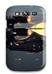 High Grade Matt L Morrow Flexible Case For Galaxy S3 - Enterprise Star Trek