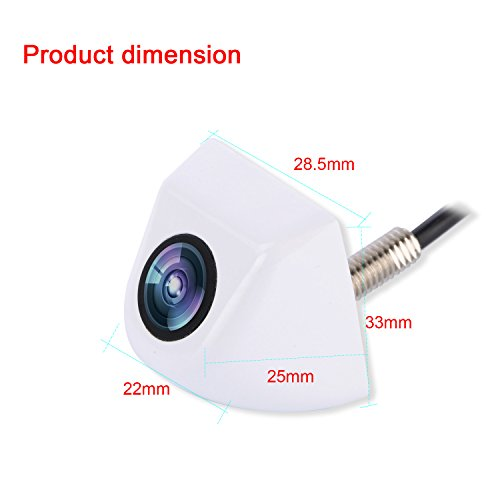 Car Front Side Rear View Camera Chuanganzhuo Universal