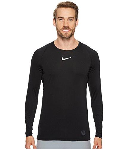 Nike Men's Pro Top Black/White Size X-Large
