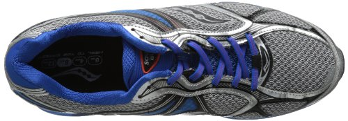 Blue 7 Guide Saucony Silver Black Men's xZ0xPq