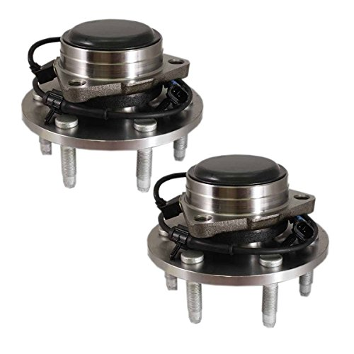 DTA Front Wheel Bearing & Hub Assembly For 2WD Only, 6 Lug NT515054 x2 (Pair) Brand New (Drive Rear Hub Assembly)