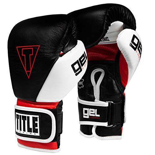 Title Boxing Gel E-Series Bag Gloves