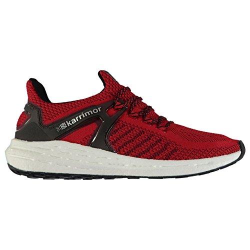 Baskets Rouge Course Noir Chaussures de Karrimor Resolve Hommes gnYXwqwFaE