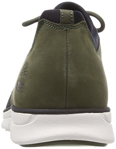 Vert grapeleaf Richelieus Bradstreet Leather A58 Sensorflex Homme Timberland W Fabric Nubuck And knit AS8U0q