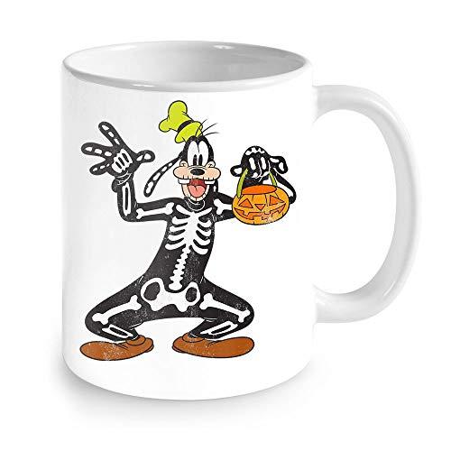 Emma Bridgewater Halloween (Goofy Skeleton Halloween Gift For Kids Coffee Mug)