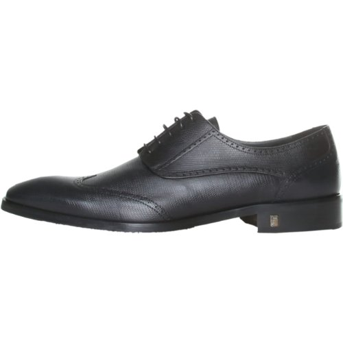 VERSACE Herrenschuhe Schuhe Business-Schuhe Mens Shoes ,Schwarz EU 39 UK 6