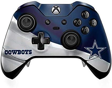 Skinit - Skin para Mando de Xbox One Elite, diseño de Dallas Cowboys: Amazon.es: Electrónica