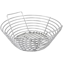 Kick Ash Basket for the Big Green Egg (Stainless Steel, Large)