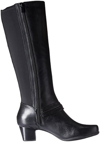 Boots Women's Combi Clarks Clara Rain Black Rosalyn Iw1Of