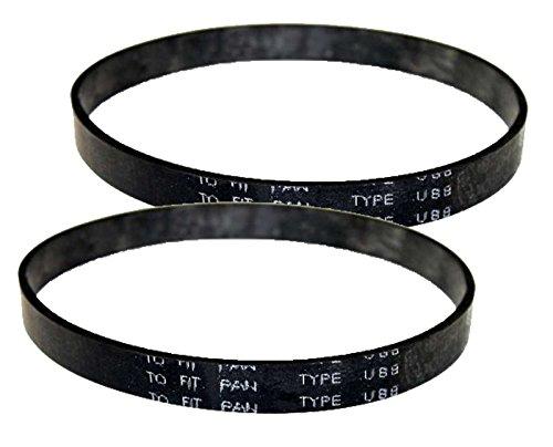 Panasonic 7300 Series Vacuum (2 Pack) Replacement Flat Type UB8 Belt # PR-1010-2pk