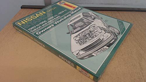 Nissan Stanza ('82 to '86) (Service and Repair Manuals) (Service & Repair Manuals)