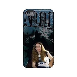 Excellent Hard Phone Case For iphone 5s (gcB2271vGfK) Customized Beautiful Metallica Skin