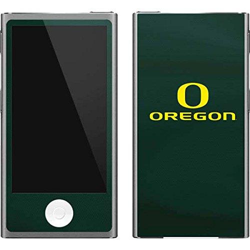 (Skinit University of Oregon iPod Nano (7th Gen&2012) Skin - Oregon Ducks Logo and Wings Design - Ultra Thin, Lightweight Vinyl Decal Protection)
