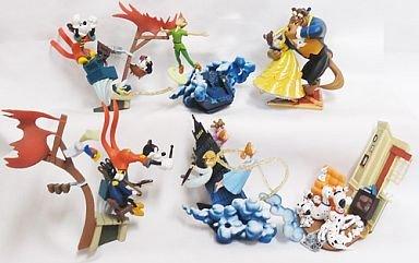 ディズニー シネマジックパラダイス 3 全6種 B00APUL4TQ
