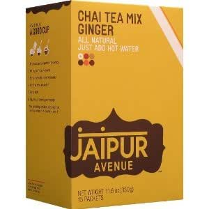 Jaipur Avenue Chai Tea Mix Ginger