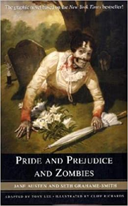 Image result for pictures of zombies in jane austen