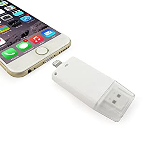 external storage for iphone flash drive hd 8 gb memory stick for apple iphone 5 5s 8136