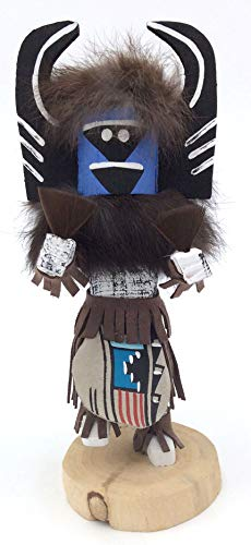 Palms Trading Co Authentic Navajo Kachinas by Harrison Jones (Crow ()