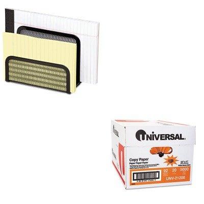 KITROL1773087UNV21200 - Value Kit - Rolodex Ribbon Mesh Mini Sorter (ROL1773087) and Universal Copy Paper (UNV21200)