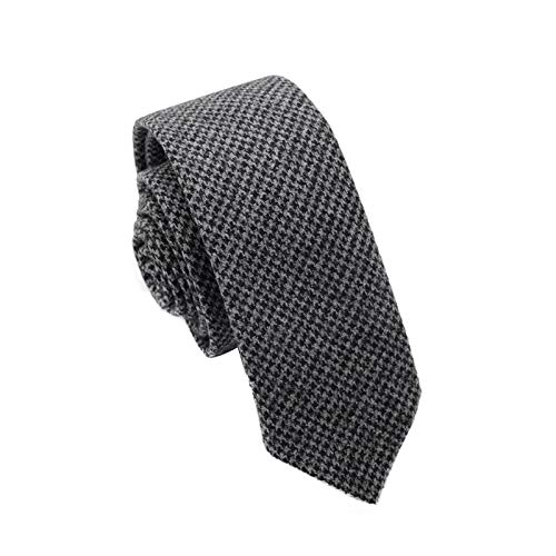 NLXTXQC - Pata de Gallo de 6 cm de Largo, Corbata Formal de ...