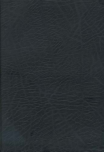 NKJV, The MacArthur Study Bible, Large Print, Bonded Leather, Black: Holy Bible, New King James Version
