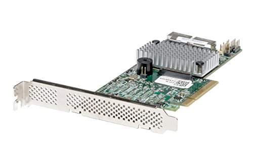 LSI Logic Megaraid Eight-Port 6Gb/s PCI Express 3.0 SATA+SAS RAID Controller LSI00330 by LSI Logic