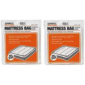 Amazon Com U Haul King Mattress Bag Protector 96 Quot X 78