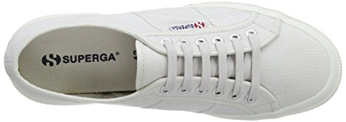 SEASHELL Superga 2750 Unisex Cotu Adulto Sneaker – Classic GREY 1qvZrw81