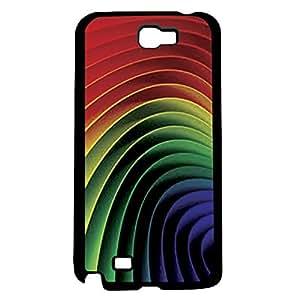 Rainbow Hard Snap on Phone Case (Note 2 II)