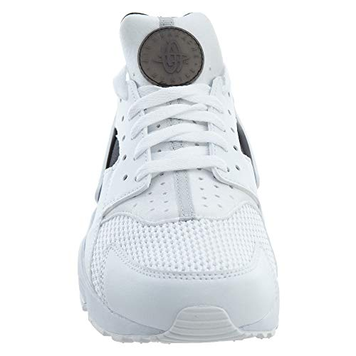 Nike Argento Huarache Bianco Formato Air Scarpe 44 Nero 5 qwZ6RHqgr
