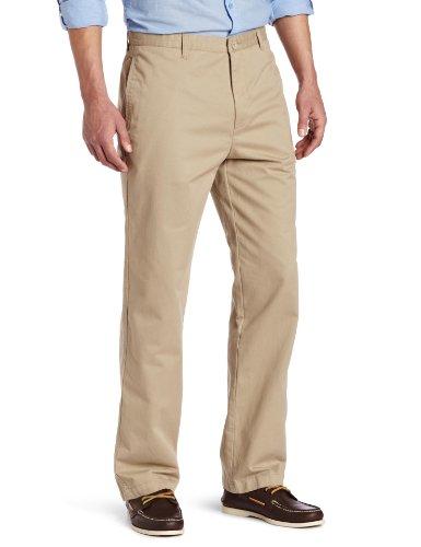 Calvin Klein Men's Dylan Soft Wash Straight Leg Chino Pant, Classic Khaki, 33x32 (Comfort Chino)