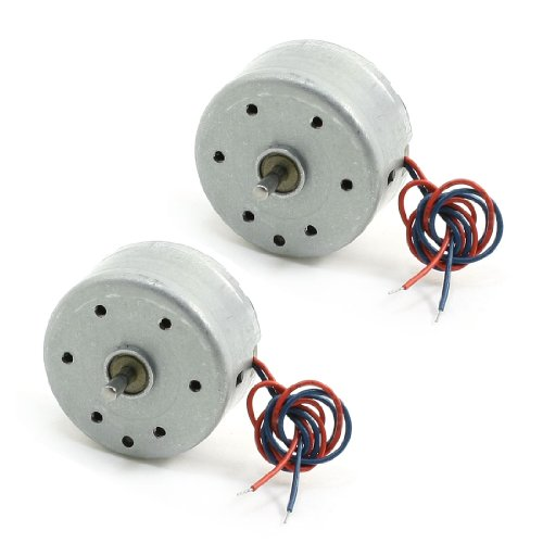 Uxcell a13092700ux0129  DC Motor (2 Piece)
