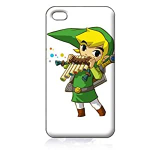 The Legend of Zelda Hard Case Skin for iPhone 6 (4.7 inch) Sprint Verizon Retail Packing.