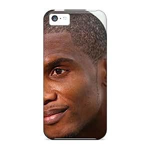 Hot Design Premium NnNkvBr1423KvVHU Tpu Case Cover Iphone 5c Protection Case(the One Of The Best Players Of Chelsea Samuel Eto'o)