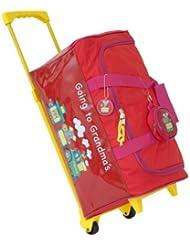 Mercury Luggage Going to Grandmas Wheeled Duffle