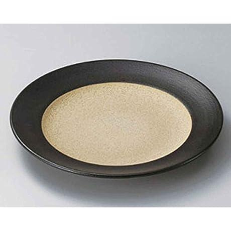 Tamamo 10 7inch Set Of 10 Pasta Bowls Beige Porcelain Made In Japan