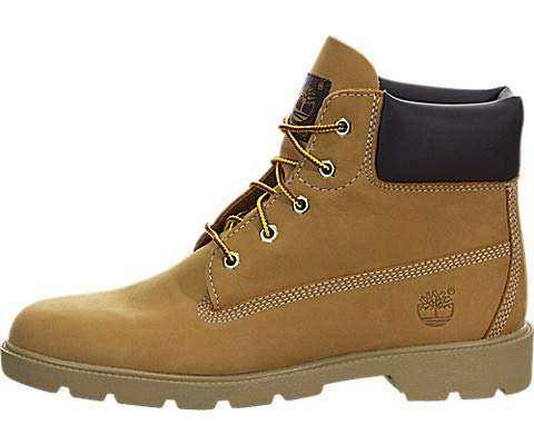 "Timberland 6"" Premium Waterproof Boot ,Wheat/Ble,6 M US Big"