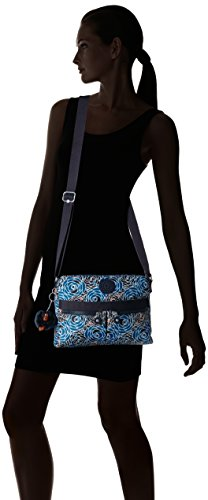 One Piercing Handbag Posies Size Angie Body Kipling Cross Women's xwpAxqX