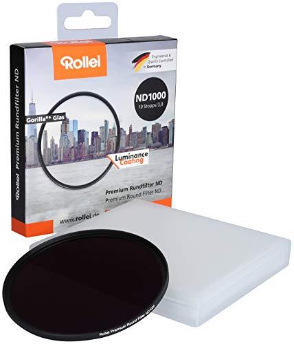 Rollei Filtro fotografico Premium ND1000 49 mm
