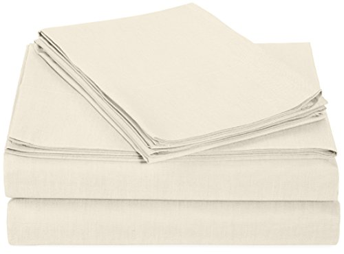 AmazonBasics Lightweight Thread Count Sheet