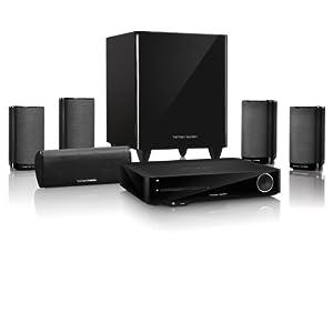 harman kardon 5 1 home theatre audio system with blu ray. Black Bedroom Furniture Sets. Home Design Ideas