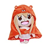 Rain's Pan®Anime Himouto! Umaru-chan Umaru Doma Plush Dolls Puppet Toys