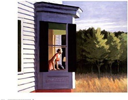 Edward Hopper – Mañana en Cape Cod Artistica di Stampa (69,85 x 50,17 cm): Amazon.es: Hogar