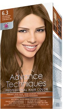 Amazon.com : Avon Advanced Techniques Professional Hair Color ...
