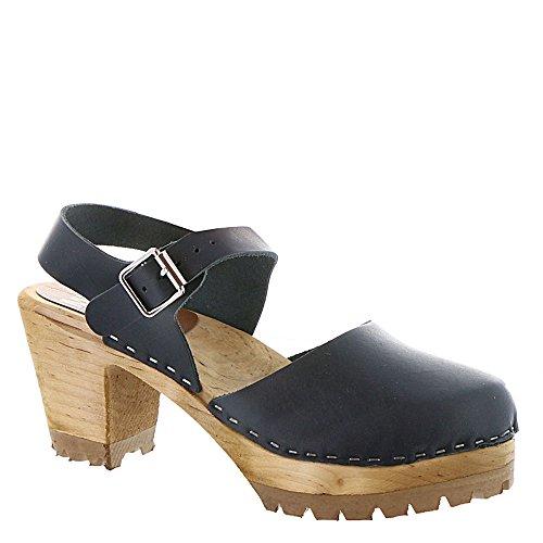 Amore Heels - MIA Women's Abba Mule, Navy, 10 M US