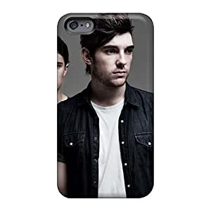 JohnPrimeauMaurice Iphone 6 Perfect Hard Cell-phone Cases Unique Design Beautiful Macbeth Band Pictures [Djt3399SSvf]