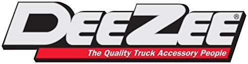 Dee Zee 370393 Stainless Steel Nerf Bar for Ford Regular Cab